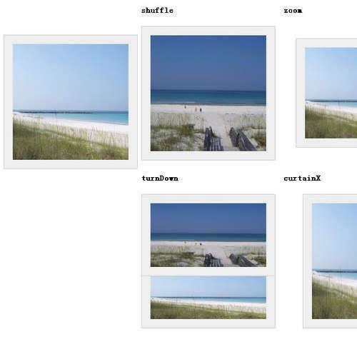 jquery cycle 循环多功能幻灯片插件特效 支持多种图片切换效果代码