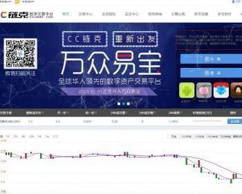 链克玩客币交易平台源码 币币交易所系统完整经营版源码