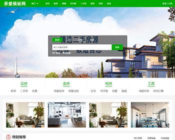 2019开源TPfang房产程序源码 TP多城市版房产系统带手机版模板